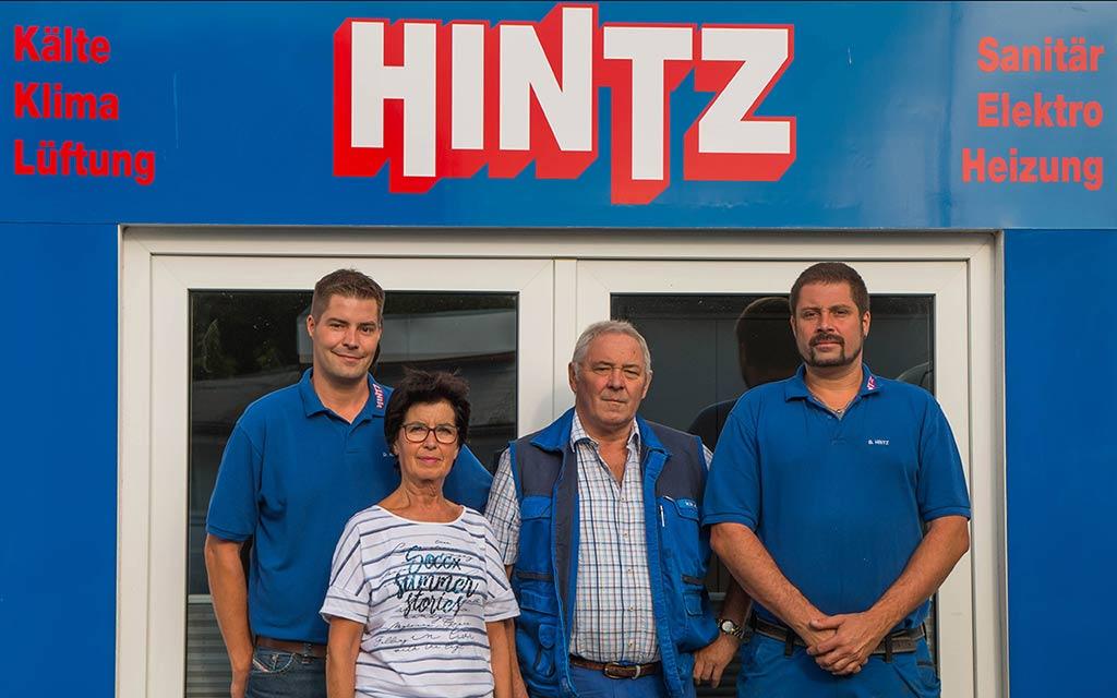 Familie Hintz von HWH Sanitär- und Heizungsbau GmbH auf Fehmarn