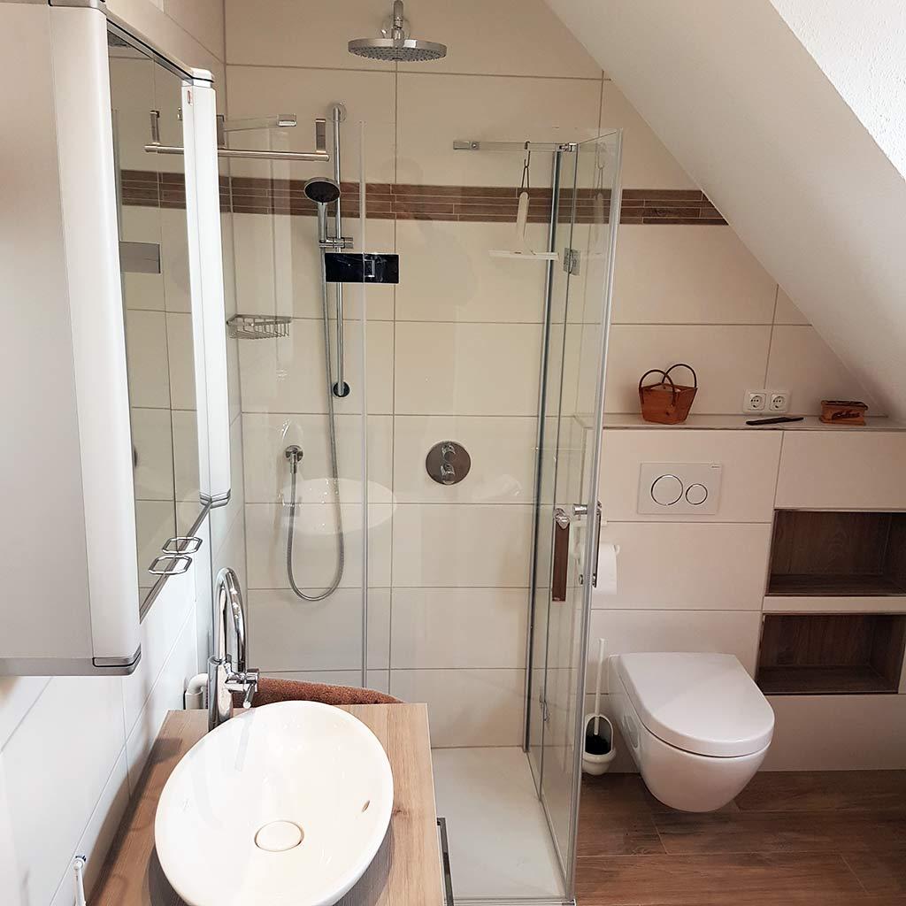 Sanitärinstallation von HWH Sanitär- und Heizungsbau GmbH auf Fehmarn